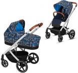 Kinderwagen Balios Gold-Line Fashion Edition Trust