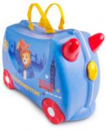 Kinderkoffer Paddington Bär bunt