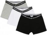 Boxershorts ESSENTIAL 3er-Pack Melange