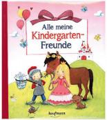 Buch Alle Meine Kindergarten-Freunde Prinzessin
