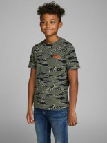 Boys Bergprint T-Shirt