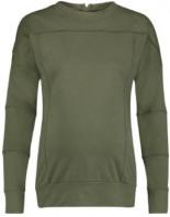 Umstandssweater Stiching Army