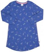 Nachthemd WILD HORSE Gemustert