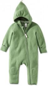 Fleece Overall Bio-Baumwolle