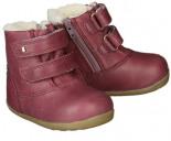 Winter-Boots STEP-UP ASPEN Gefüttert Pflaume