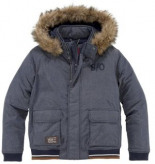 Blouson Winterwarm mit Fleecefutter