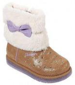 Glitzy Glam Stiefel mit Cooler Blinkfunktion