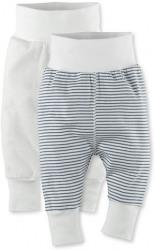 Lange Unterhose 2er-Set Organic Cotton