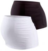 Bauchbänder Packung 2-tlg Maternity Belly Belts