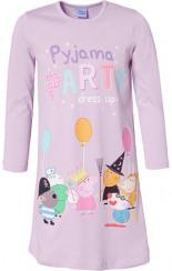 Peppa Pig Nachthemd Flieder Kleinkinder