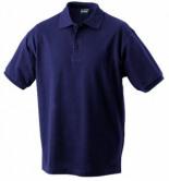 Poloshirt Classic Junior Aubergine