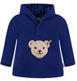 Sweatshirt Arm Fleece Sodalite Blue