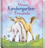 Buch Meine Kindergarten-Freunde Motiv Pony