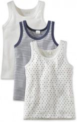 Kinder Unterhemd Bio-Baumwolle