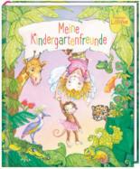 Freundebuch Meine Kindergartenfreunde Prinzessin Lillifee bunt