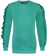 Pullover Ruffle