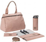 Wickeltasche mit Wickelunterlage Glam Rosie Bag