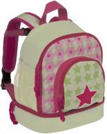 Kindergarten Rucksack 4kids Mini Backpack Starlight Magenta Mehrfarbig