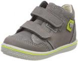 Juri Hohe Sneaker Graphit Lime