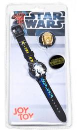 Star Wars Uhr mit Austauschbaren Motiven