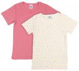Unterhemd PENELOPE mit Arm 2er-Pack