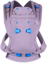 Babytrage Pao Papoose Classic Lavendel