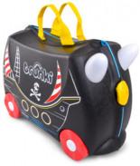 Kinderkoffer Piratenschiff Pedro bunt
