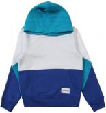 Sweatshirt COLORBLOCK TERRY HOODIE