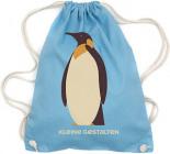 Kleine Gestalten Turnbeutel Pinguin