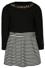 Kleid STRIPES mit Langarmshirt Gestreift